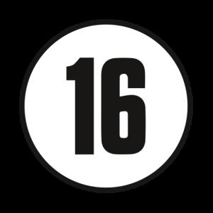 16 Tarvikkeet